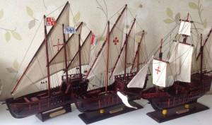 Christopher Columbus' Ship