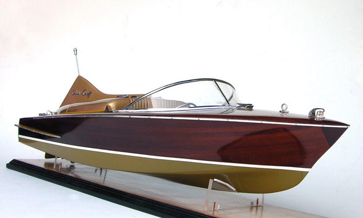 Chris craft cobra thien thuong handicraft for Chris craft speed boats
